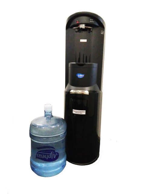 Premium Black Bottom Load <br/>Water Dispenser
